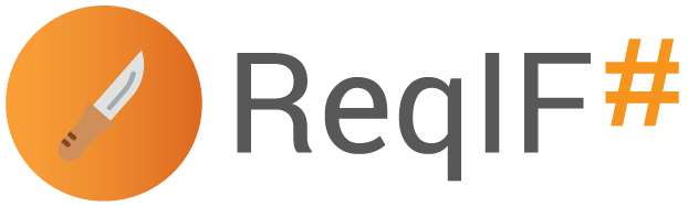 reqifsharp - .NET ReqIF Reading and Writing